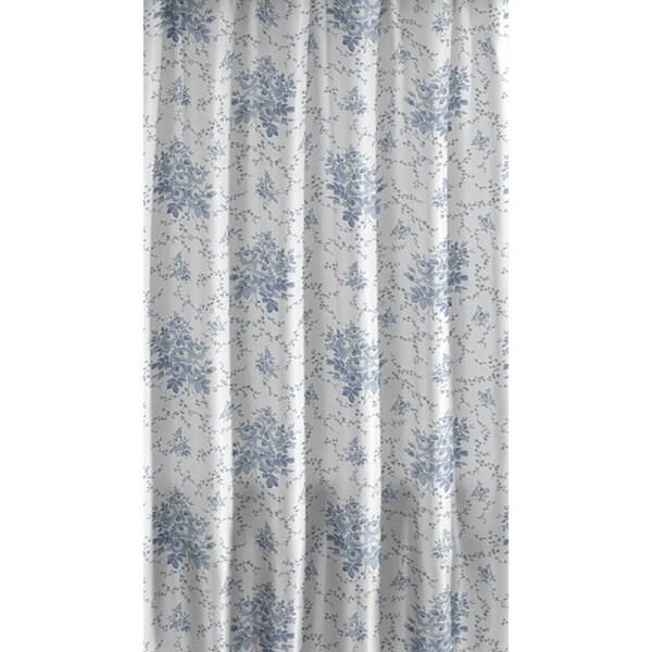 Laura Ashley Sophia Shower Curtain