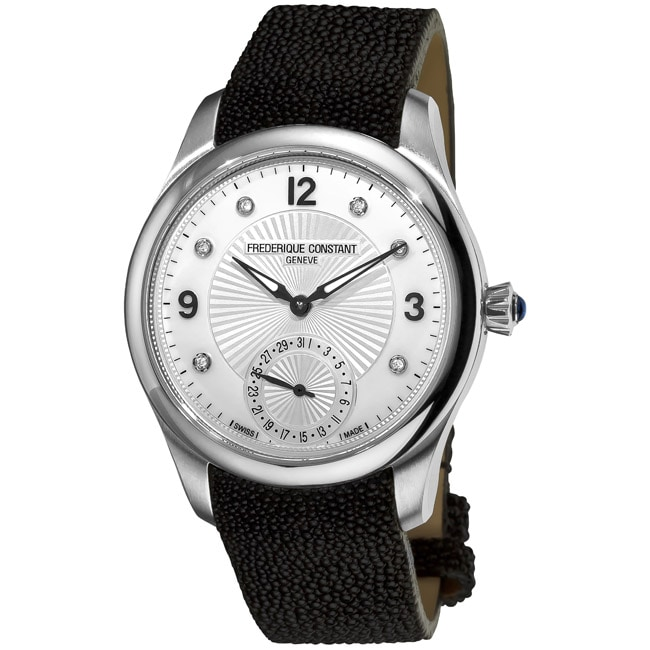 Frederique Constant Women's 'Maxime' Mother of Pearl Dial Watch
