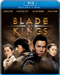 Blade Of Kings (Blu-ray/DVD)