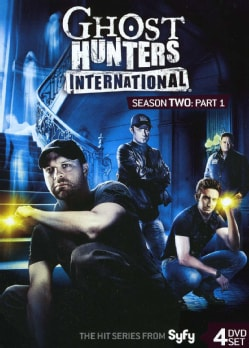 Ghost Hunters International: Season 2 Part 1 (DVD)