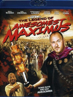National Lampoon's The Legend of Awesomest Maximus (Blu-ray Disc)