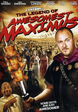National Lampoon's The Legend of Awesomest Maximus (DVD)