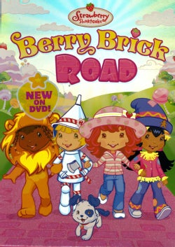 Strawberry Shortcake: Berry Brick Road (DVD)
