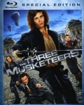 The Three Musketeers (Blu-ray Disc)