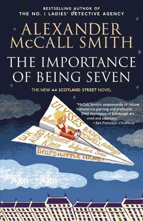 The Importance of Being Seven (Paperback)