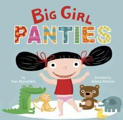 Big Girl Panties (Board book)