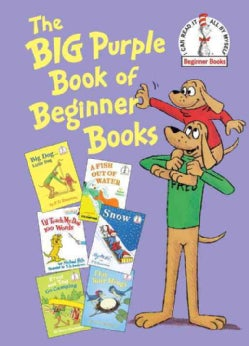 The Big Purple Book of Beginner Books (Hardcover)
