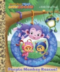 Purple Monkey Rescue! (Hardcover)