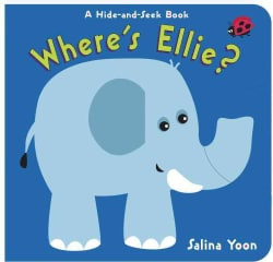 Where's Ellie? (Board book)