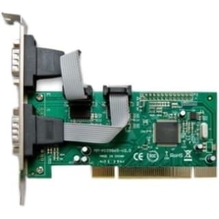 SYBA Multimedia 2-port Serial Adapter