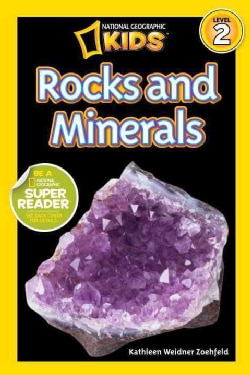 Rocks and Minerals (Hardcover)