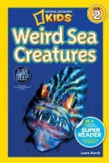 Weird Sea Creatures (Hardcover)