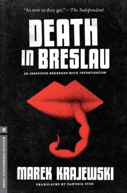 Death in Breslau: An Eberhard Mock Investigation (Hardcover)
