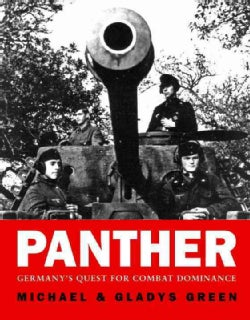 Panther: Germany's Quest for Combat Dominance (Hardcover)