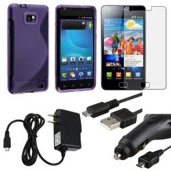 Case/ Screen Protector/ Chargers/ Cable for Samsung Galaxy S2 i9100