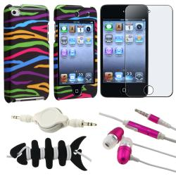 BasAcc Case/ Protector/ Headset/ Cable for Apple iPod Touch 4th Gen