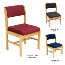 Regency Seating 'Belcino Leg' Base Side Chair