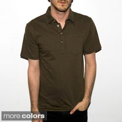 American Apparel Men's Fine Jersey Leisure Shirt
