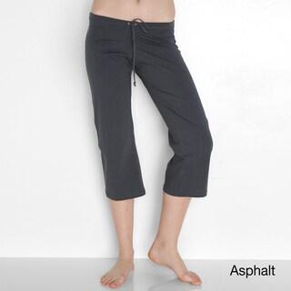 American Apparel Women's Fine Jersey Capri Pants