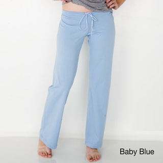 American Apparel Women's Fine Jersey Relaxed Pants