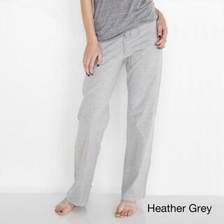 American Apparel Women's Fine Jersey Relaxed Pants
