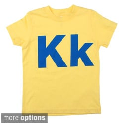 American Apparel Kids' Alphabet T-Shirt