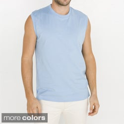 American Apparel Men's Fine Jersey Muscle T-Shirt