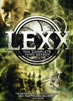 Lexx: The Complete Third Season (DVD)