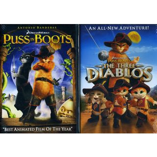 Puss In Boots/Puss In Boots: The Three Diablos (DVD)