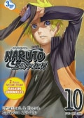 Naruto Shippuden Box Set 10 (DVD)
