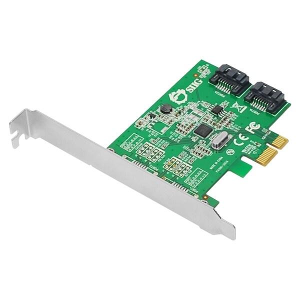 SIIG DP SATA 6Gb/s 2-Port PCIe