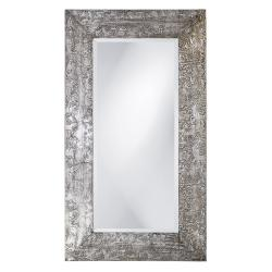 'New Zealand' Silver Wood Mirror