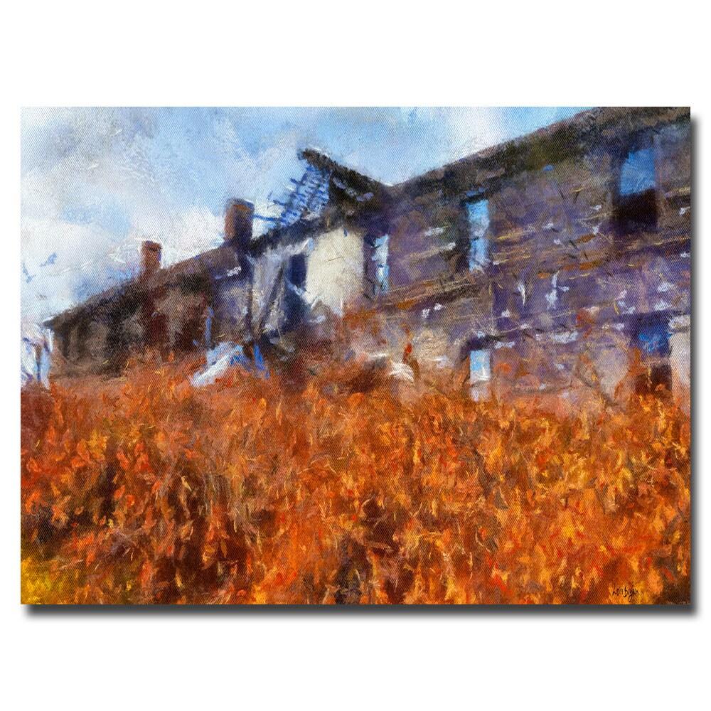 Lois Bryan 'Remember When' Canvas Art