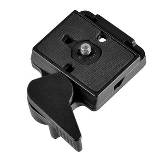 Camera Digital Video Quick Release Plate Adapter Set