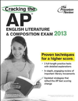 Cracking the AP English Literature & Composition Exam, 2013 (Paperback)
