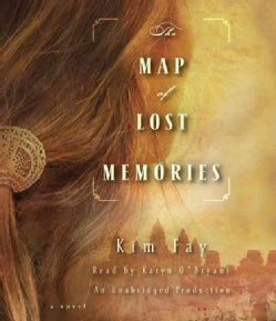 The Map of Lost Memories (CD-Audio)