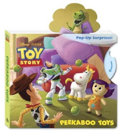 Peekaboo Toys (Board book)