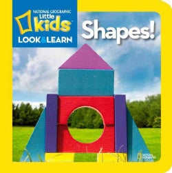 Shapes! (Board book)
