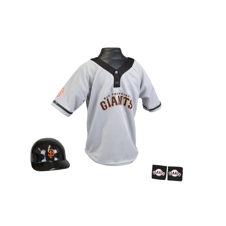 Franklin Sports Kids MLB San Francisco Giants Team Uniform Set