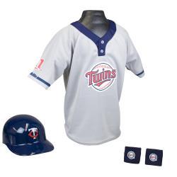 Franklin Sports Kids MLB Twins Team Set