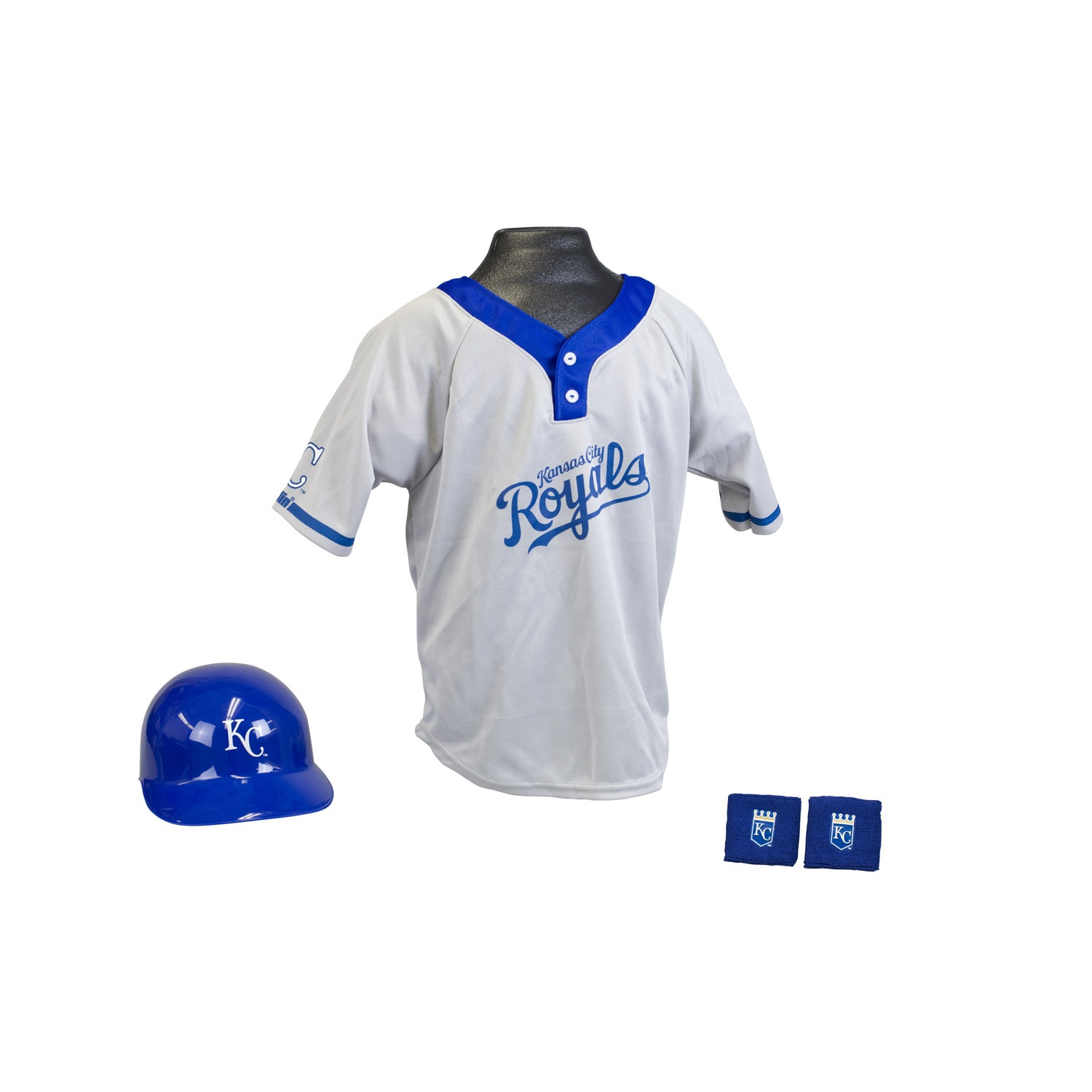 Franklin Sports Kids MLB Royals Team Set