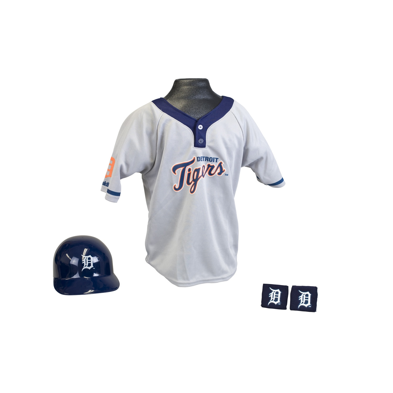 Franklin Sports Kids MLB Tigers Team Set