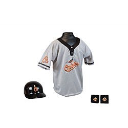 Franklin Sports Kids MLB Orioles Team Set