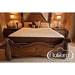 NuForm Allure Talalay Latex Soft/ Medium/ Firm 11-inch Full-size Mattress
