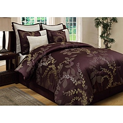 Lenox 8-piece Full-size Comforter Set