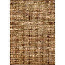 LNR Home Natural Fiber Hebrides Braided Area Rug (5'3 x 7'6)