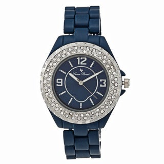 Lucien Piccard Women's Blue Dial Watch