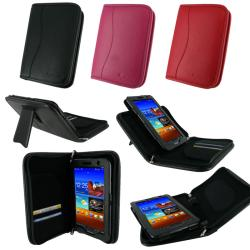 rooCASE Samsung Galaxy Tab 7.0 Plus Tablet Executive Portfolio Leather Case Cover