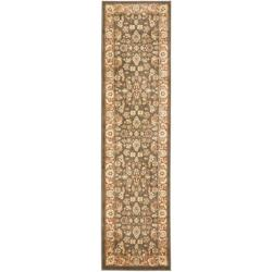 "Safavieh Traditional Oushak Brown/Rust Rug (2'3"" x 8')"