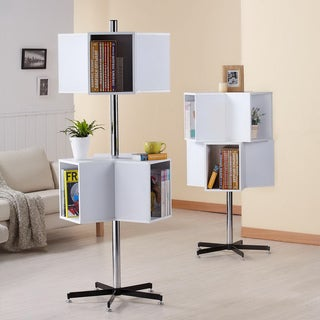 Furniture of America Vice Swivel Adjustable Tower/ Display Stand